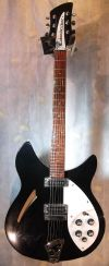 Rickenbacker 330 Black Used