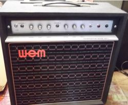 WEM Dominator Bass Mk1 used