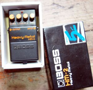 Boss HM2 Used