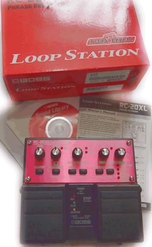 Boss RC20XL Used